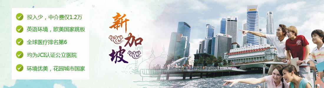 花园城市新加坡,门槛低、投入少,学好英语,走遍全球
