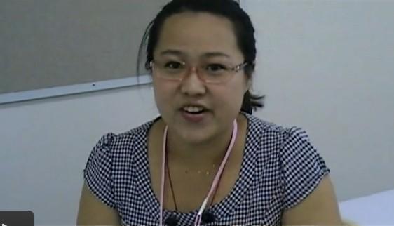 2014年10月中国bwin必赢客服网外派赴日本吴bwin必赢客服视频感言