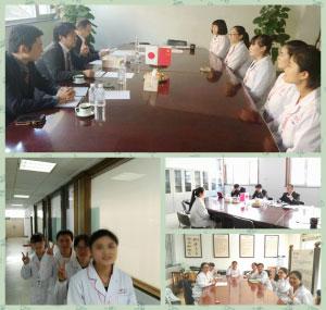2016年3月日本大阪医疗机构来华招聘面试报道